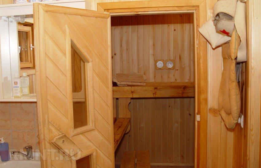 Как сделать дверь для сауны своими руками 68
