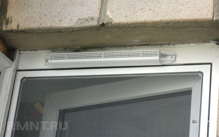 вентиляция в квартире на последнем этаже