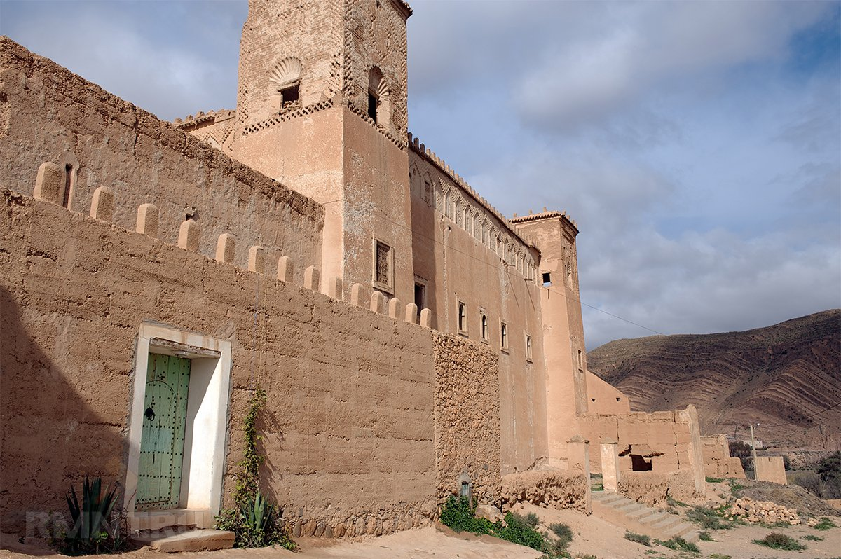 Саманный в Марокко, Северная Африка