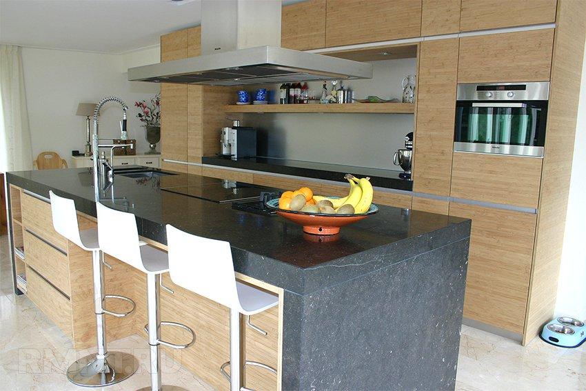 Кухня с островом. 12 рекомендаций по обустройству
