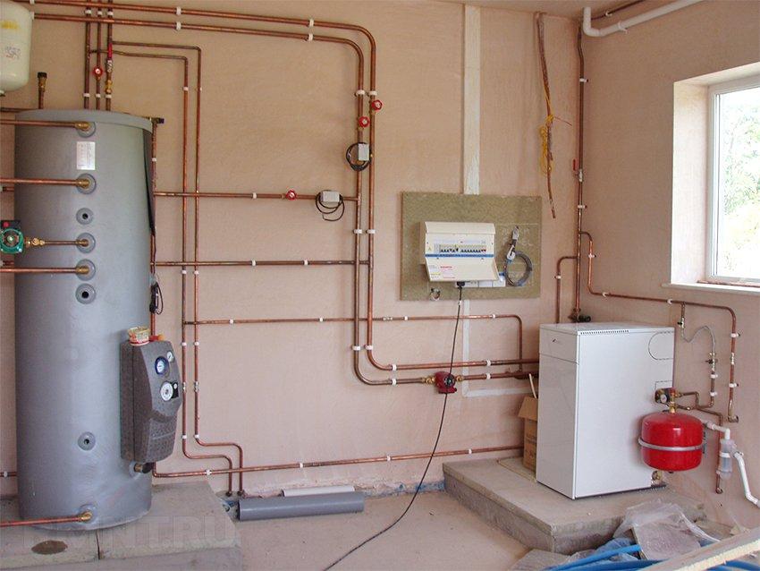 - Sistemas de calefaccion para casas ...