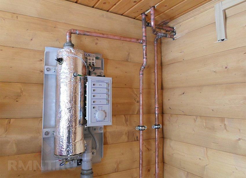 Варианты отопления дома без использования природного газа