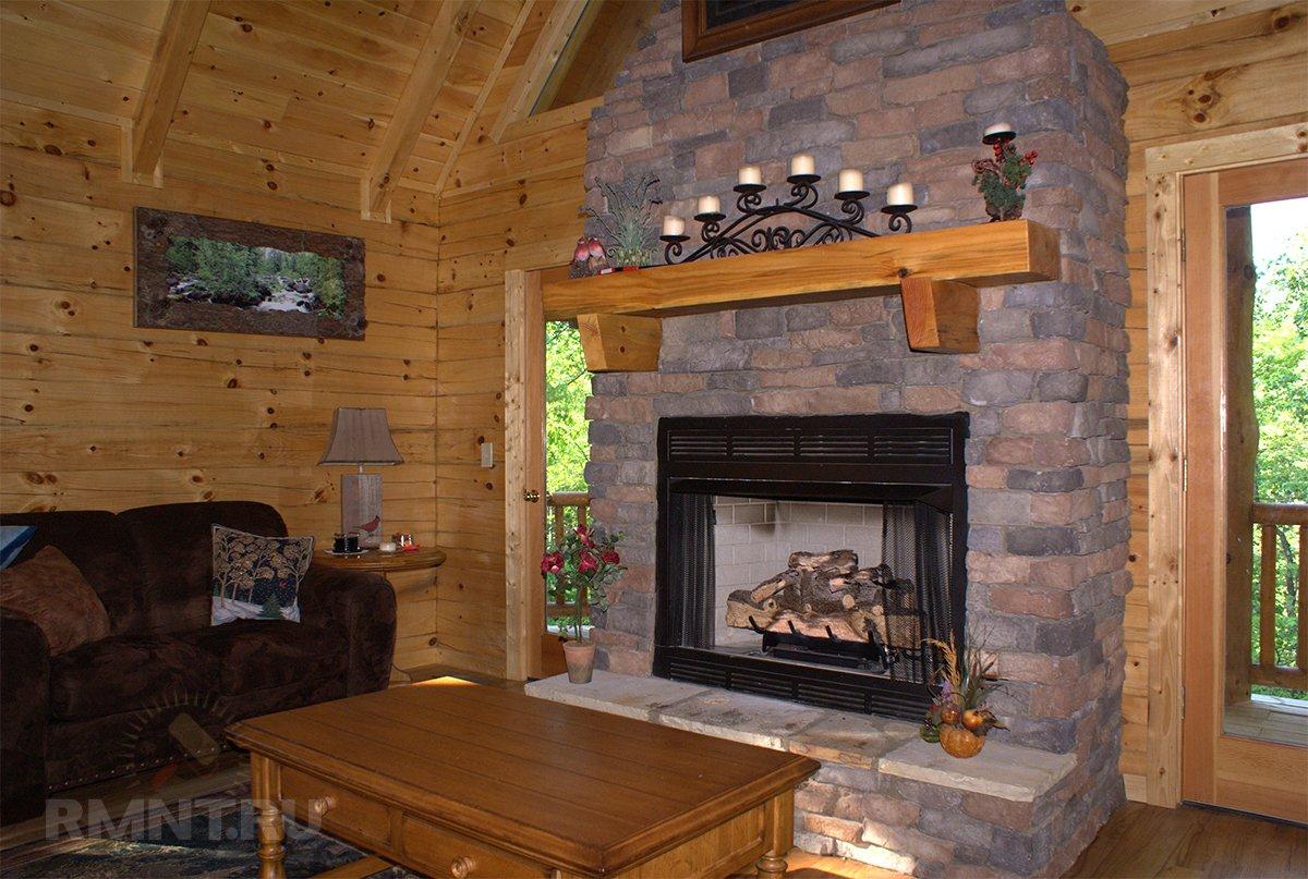 Как построить своими руками дровяной камин для дома, простая технология 39
