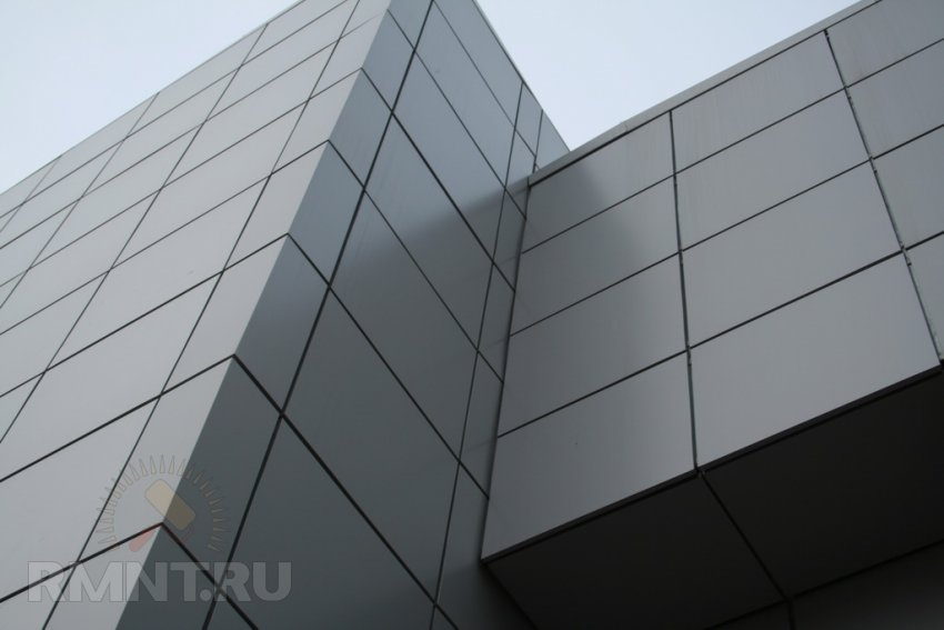 Вентилируемые фасады: виды, особенности, стоимость