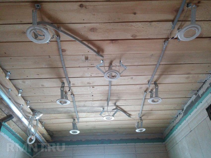 Монтаж подвесных светильников своими руками