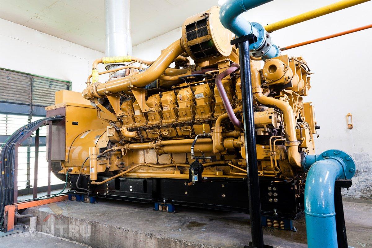 Когенераторная установка