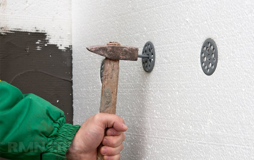 Мокрый фасад — технология монтажа