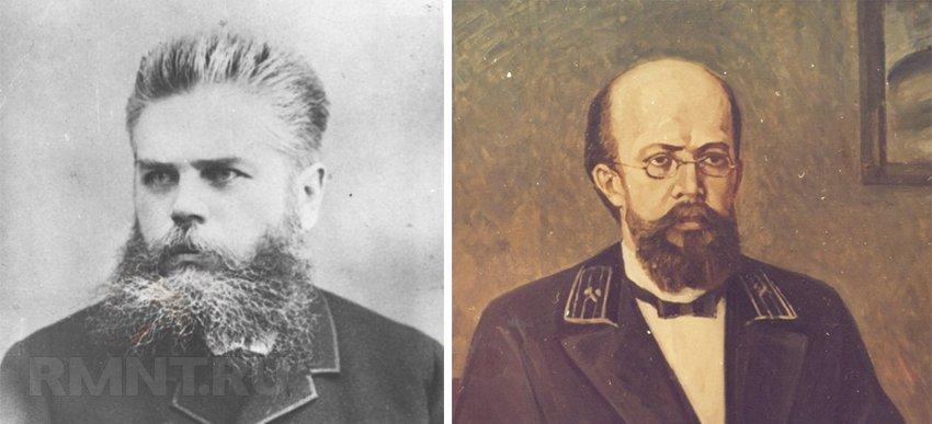 Н.Н. Бенардос и Н.Г. Славянов