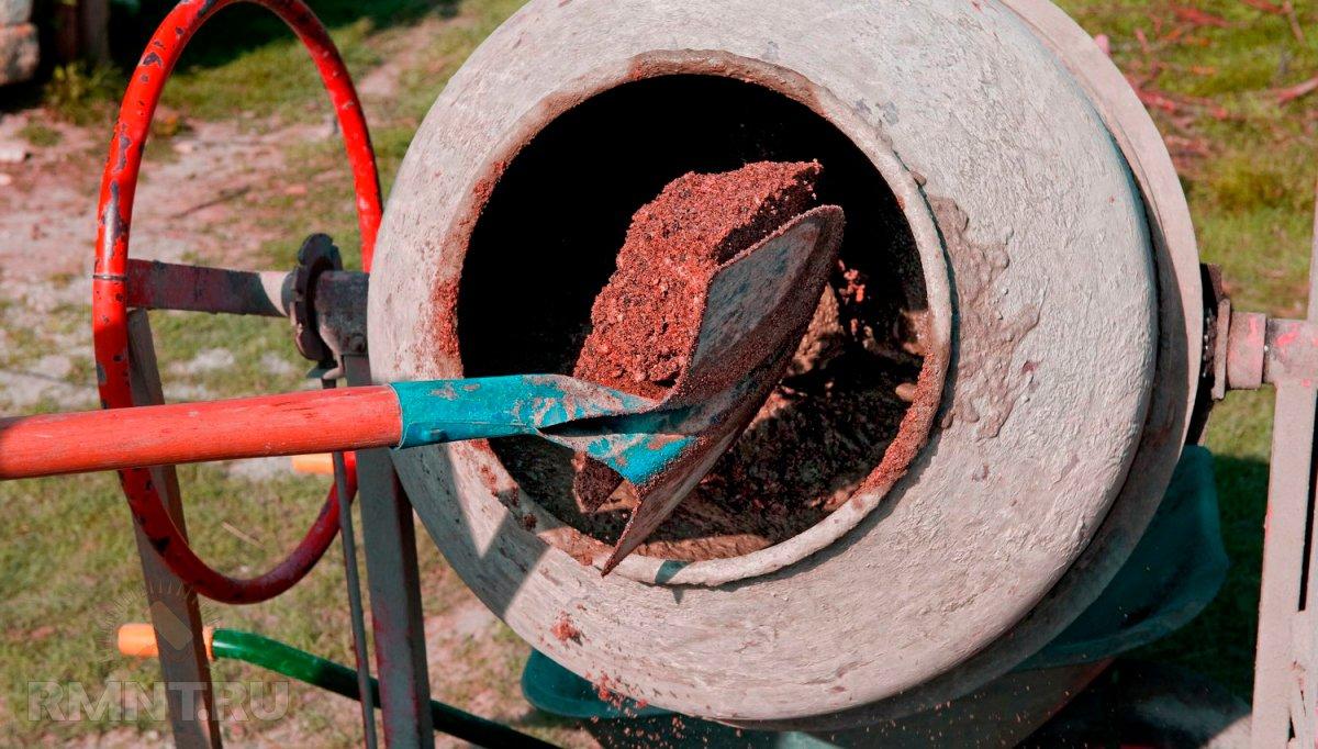 Как правильно использовать бетономешалку