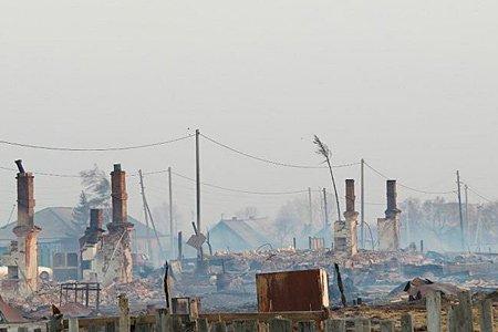 Пострадавшие от пожаров жители Хакасии должны найти участки под новые дома за 3 дня