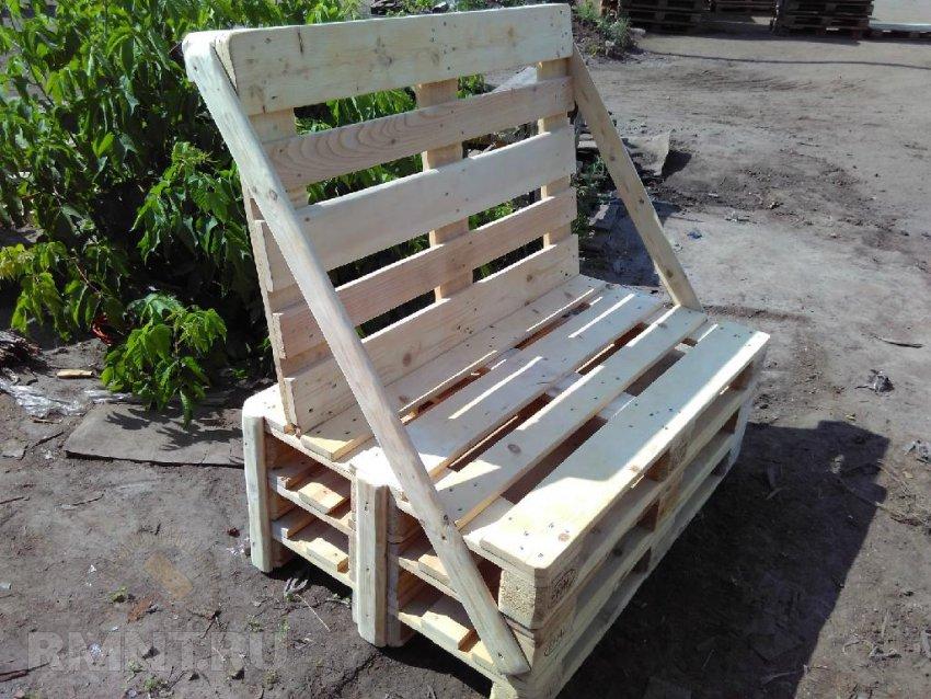 Садовая скамейка для дачи своими руками: чертежи, размеры, фото