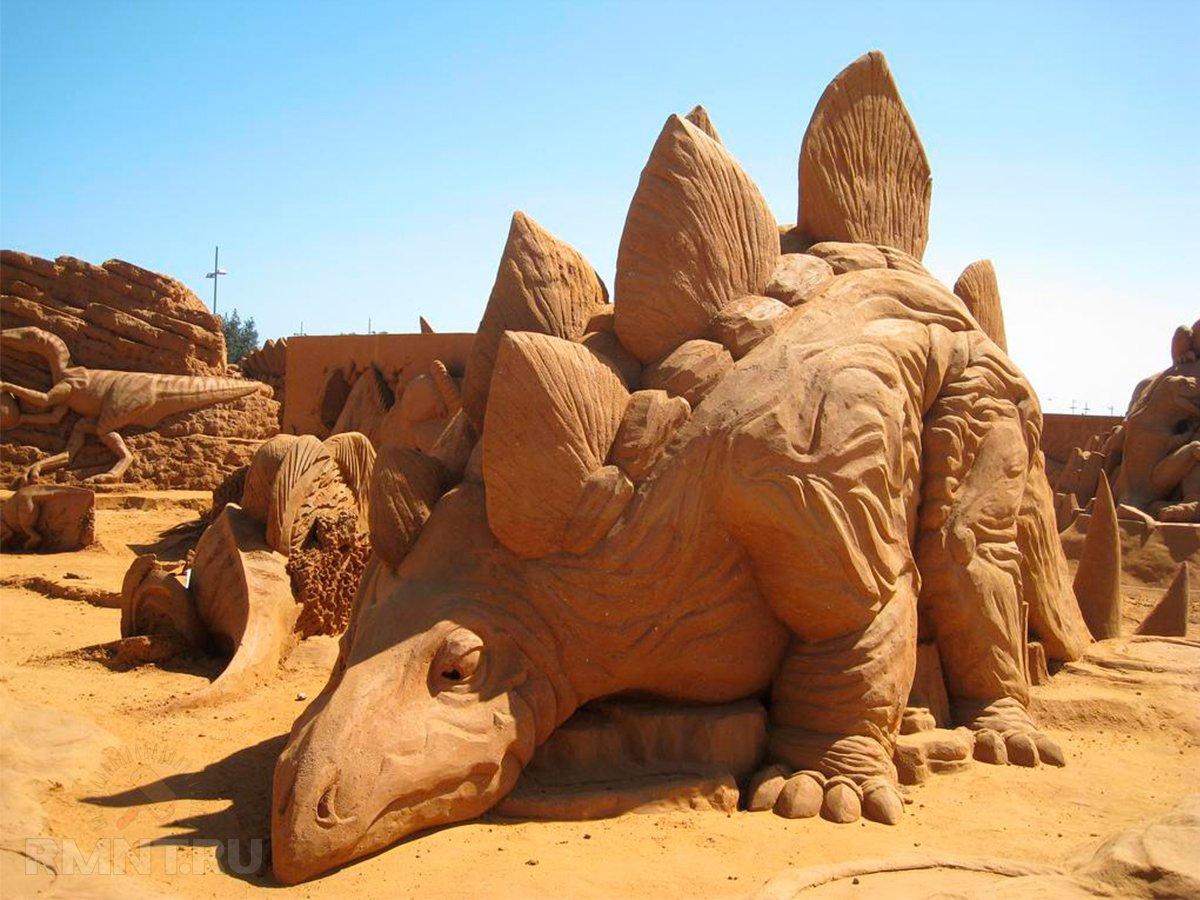 скульптура из песка фото рецепты рулетов крабовыми
