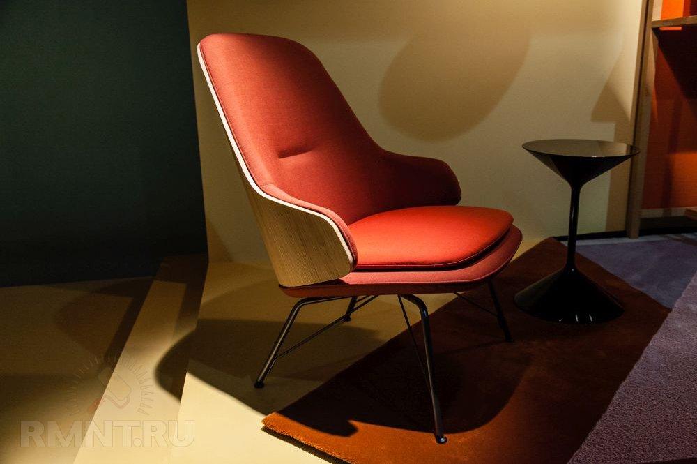 Кресло Джуди от Фрэнка Реттенбахера
