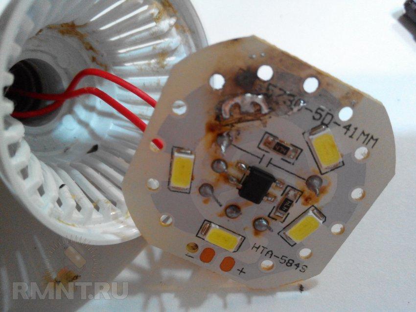 Светорегуляторы для светодиодных ламп своими руками