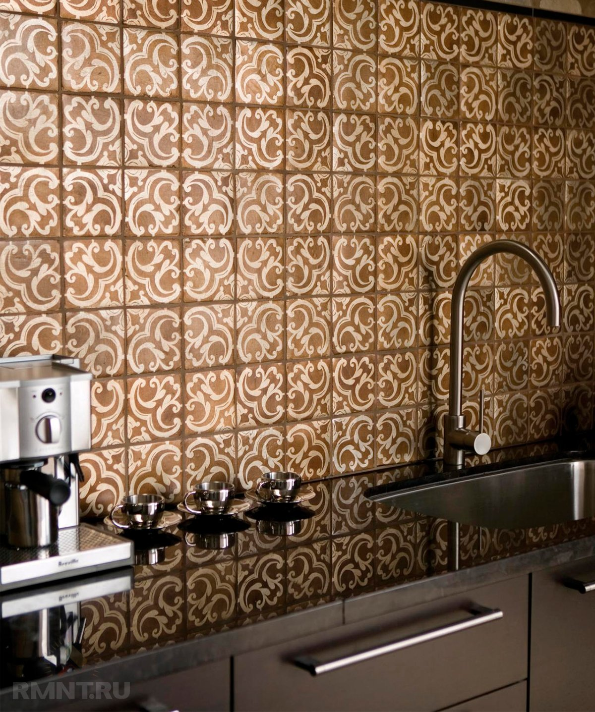 Марокканская плитка зеллидж: особенности и фотопримеры