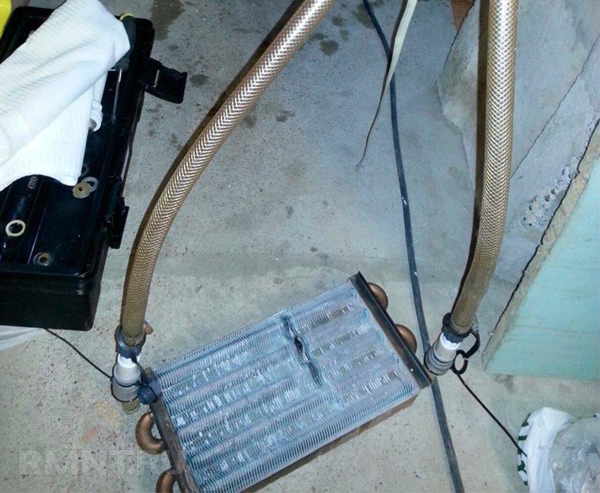 Ремонт газового котла своими руками фото 600