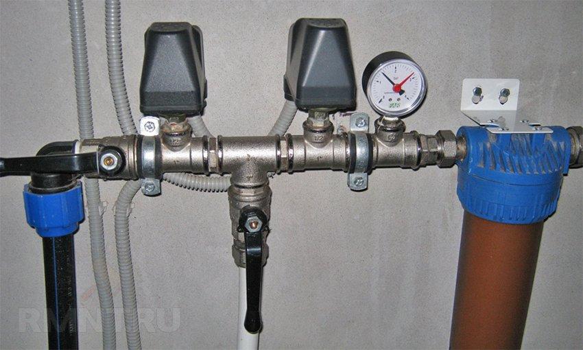 Реле давления для гидроаккумулятора: подключение, настройка, регулировка