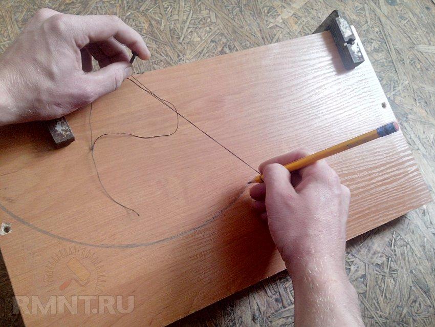 Как сделать полочку своими руками из дсп
