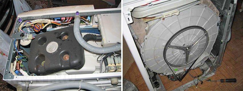 Ремонт своими руками стиральной машины с горизонтальной загрузкой