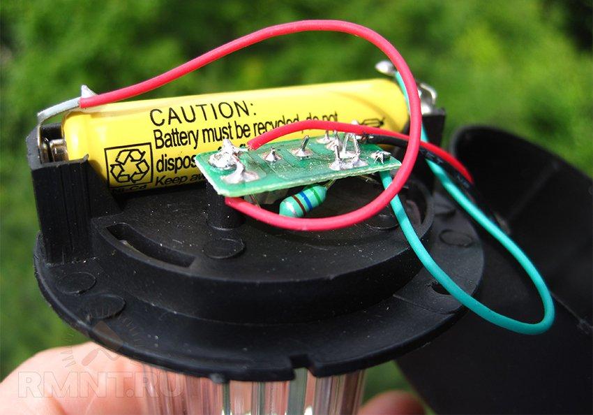 Светодиодная солнечная батарея своими руками 25