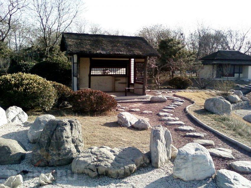Японский сад в ландшафтном дизайне