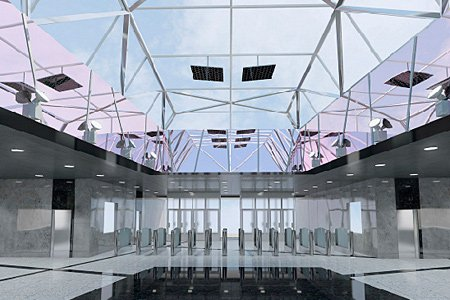 Бочкарев: станция метро «Технопарк» готова на 80%