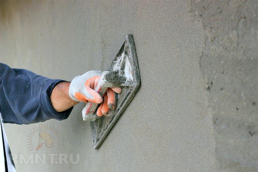 Строительные смеси для гидроизоляции бетона
