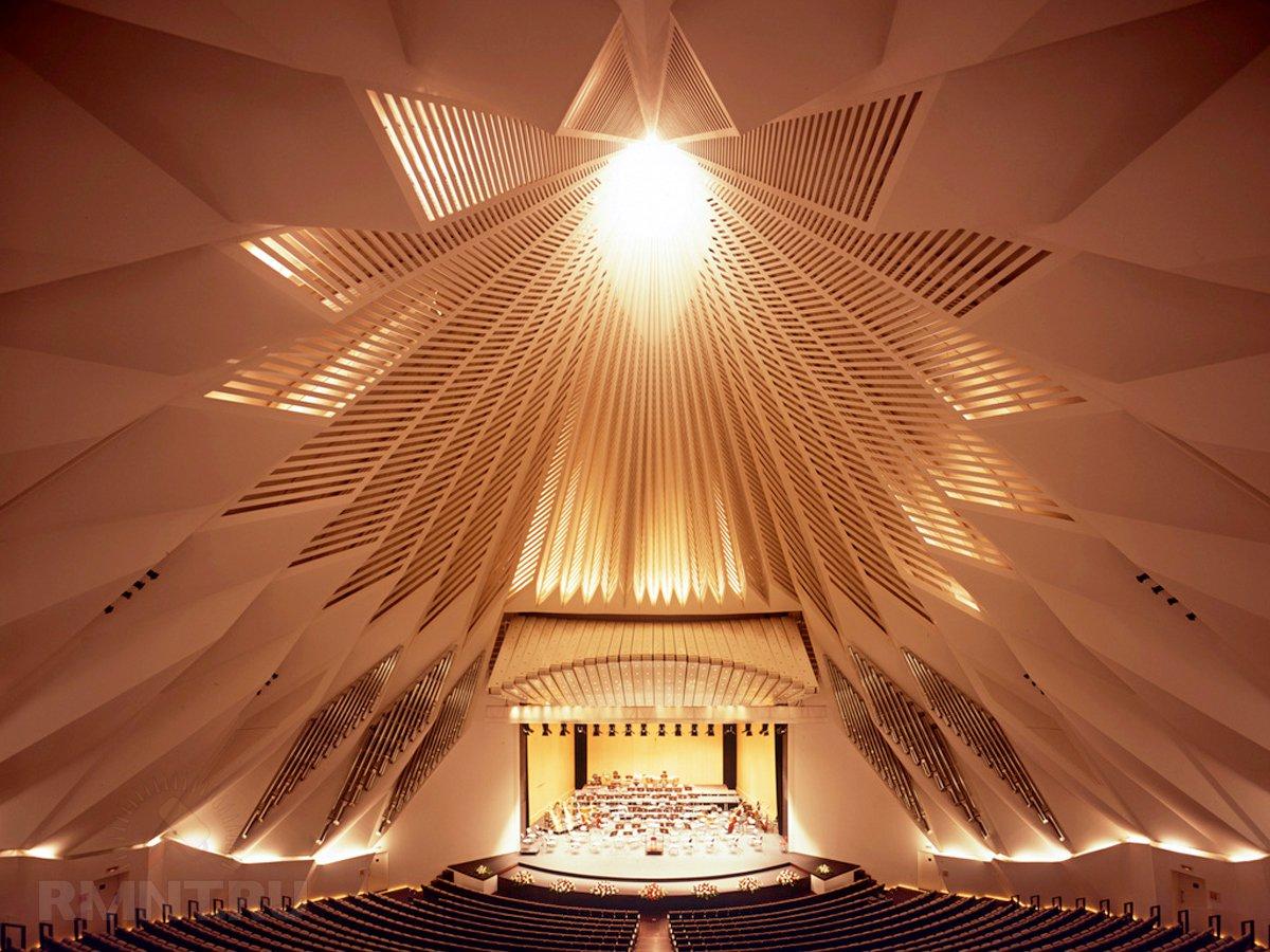 Концертный зал Tenerife Auditorium