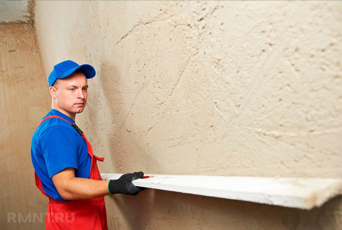 Как правильно класть плитку в ванной на стену своими руками