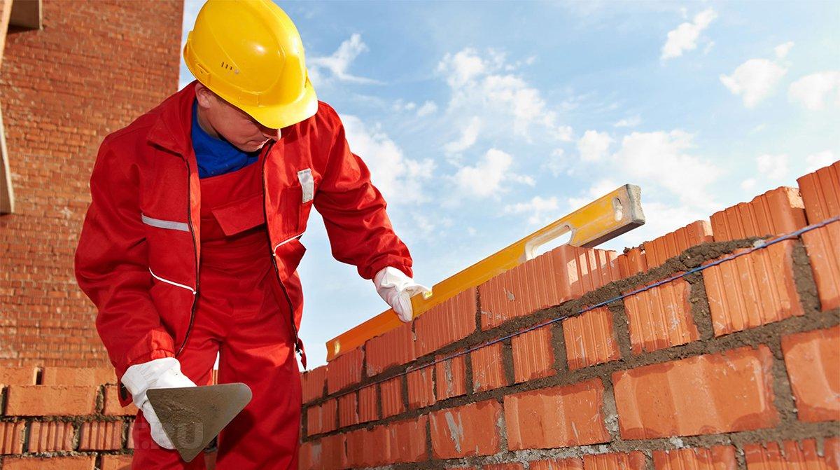 Средства индивидуальной защиты каменщика