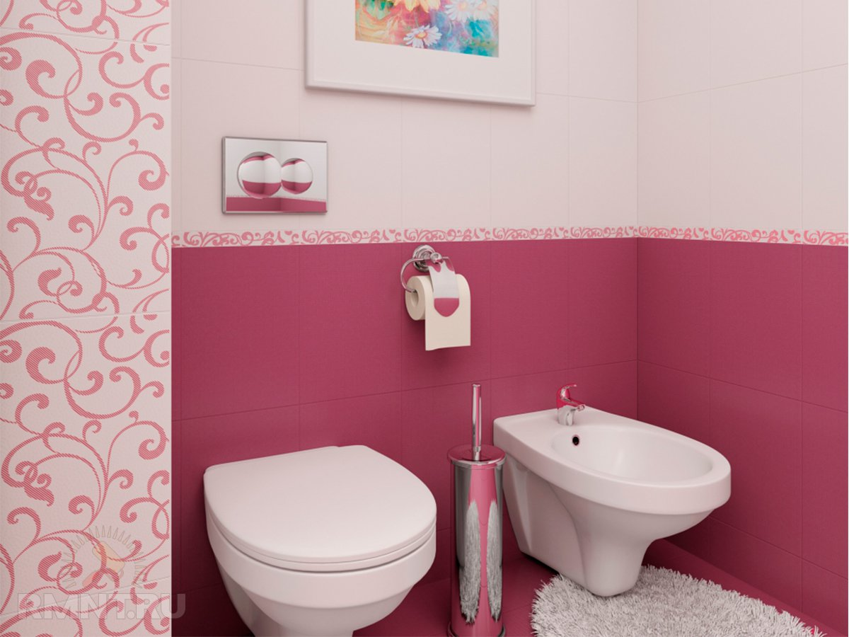 Выбор керамической плитки: подбор размера для стен и пола