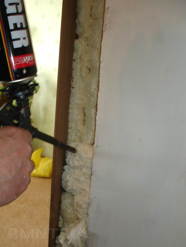 Откосы из МДФ на входных и межкомнатных дверях