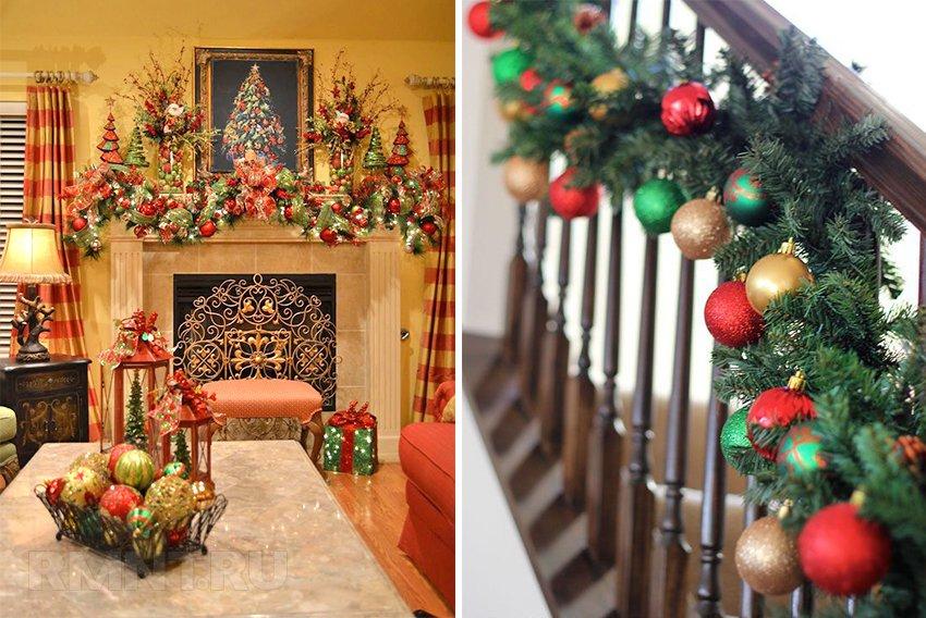 Укрась к новому году свой дом своими руками