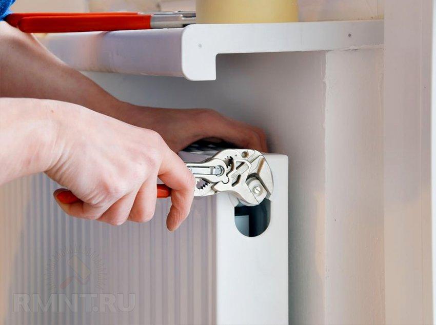 Если в квартире холодные батареи что делать