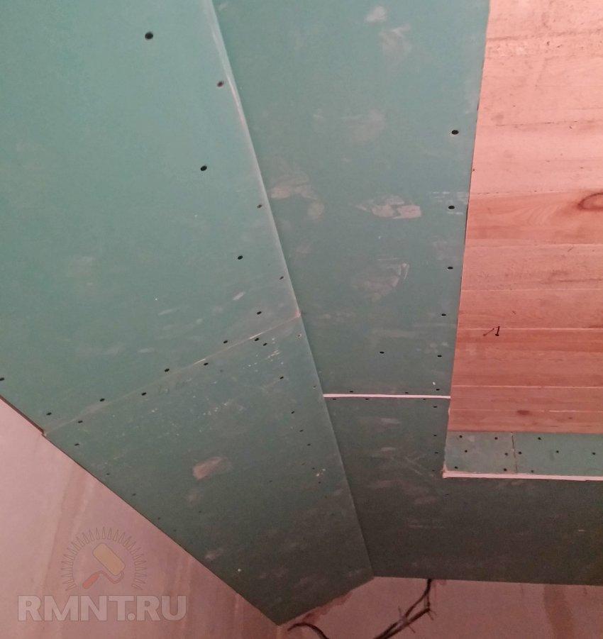 Стена из гипсокартона своими руками для двери фото 412