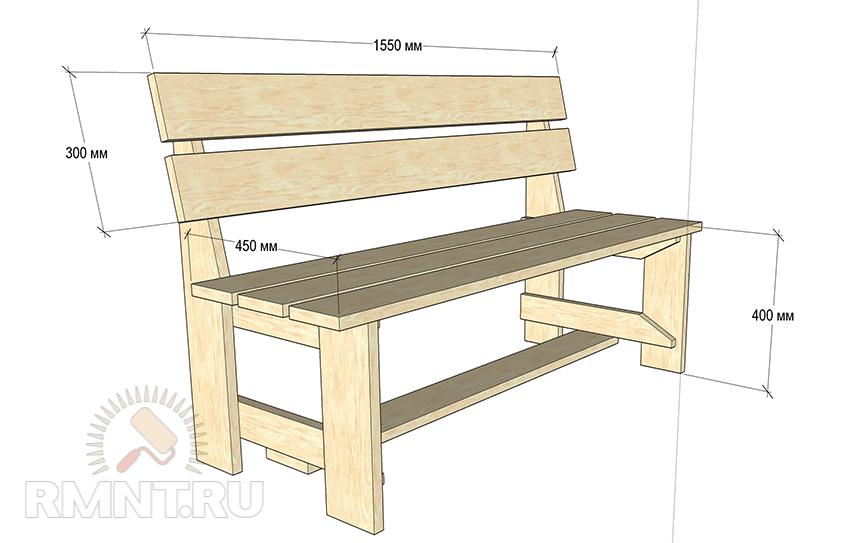 Садовая стол для дачи своими руками 412