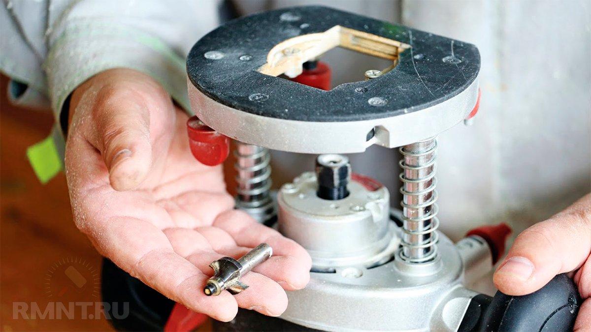 Как выбрать ручной фрезер: советы мастеров