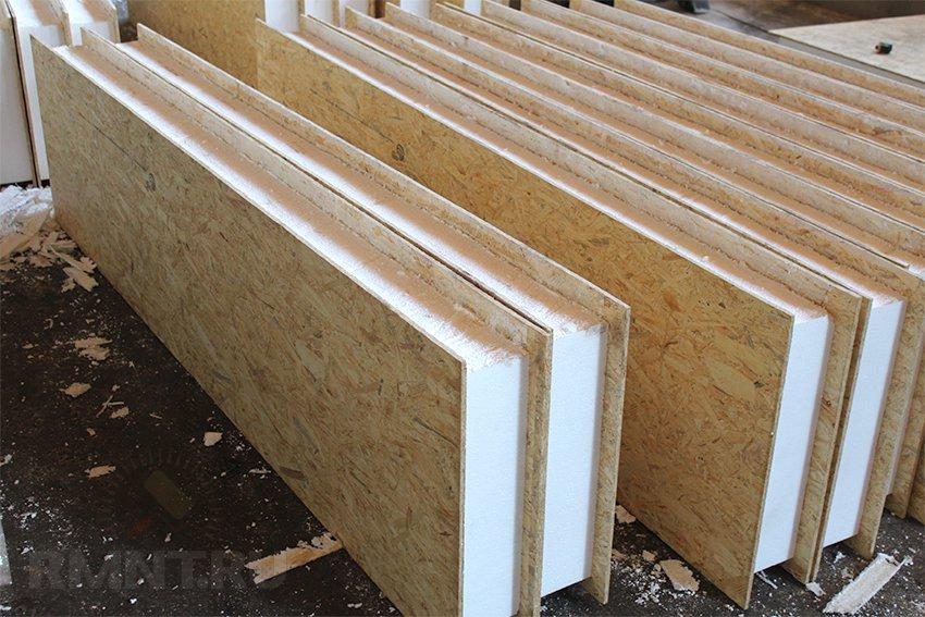 строительный материал осби плюсы и минусы