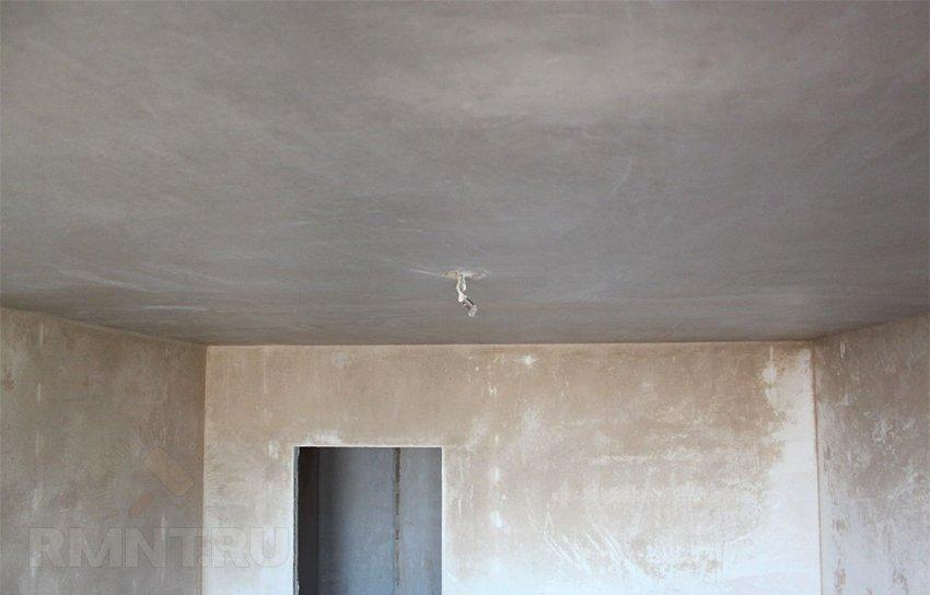 Гипсовая штукатурка Ротбанд Rotband Выравнивание стен