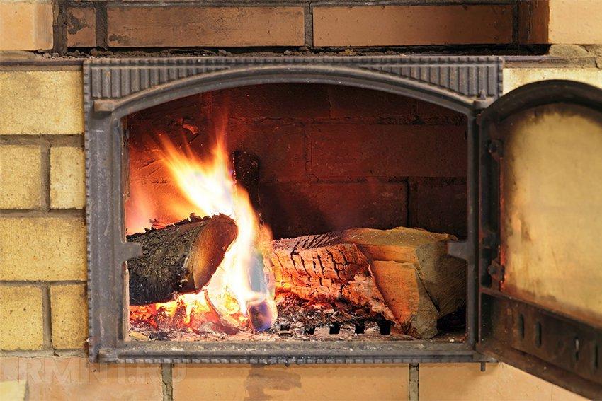 Как прочистить дымоход и добиться хорошей тяги печи или камина