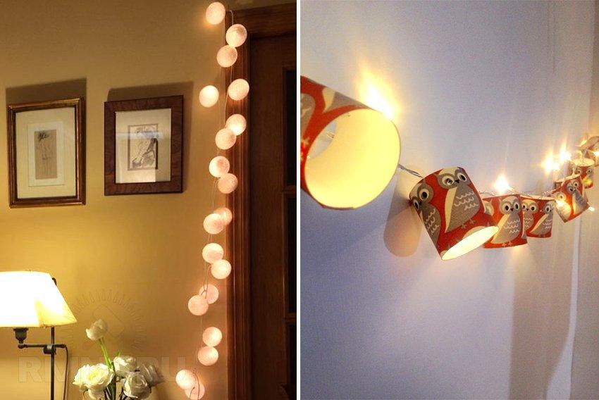 Подготовка к празднику: Новогоднее оформление детской комнаты