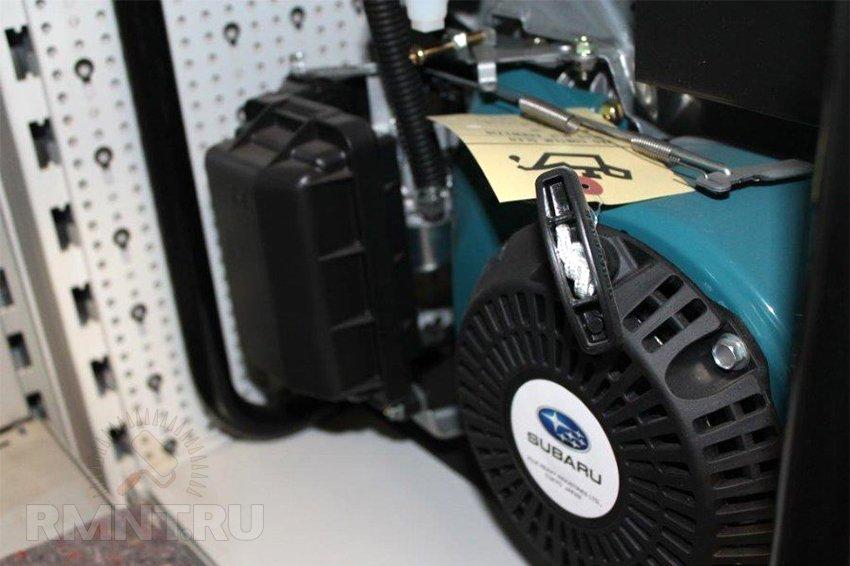 Инверторный генератор макита Weekender X3500ie