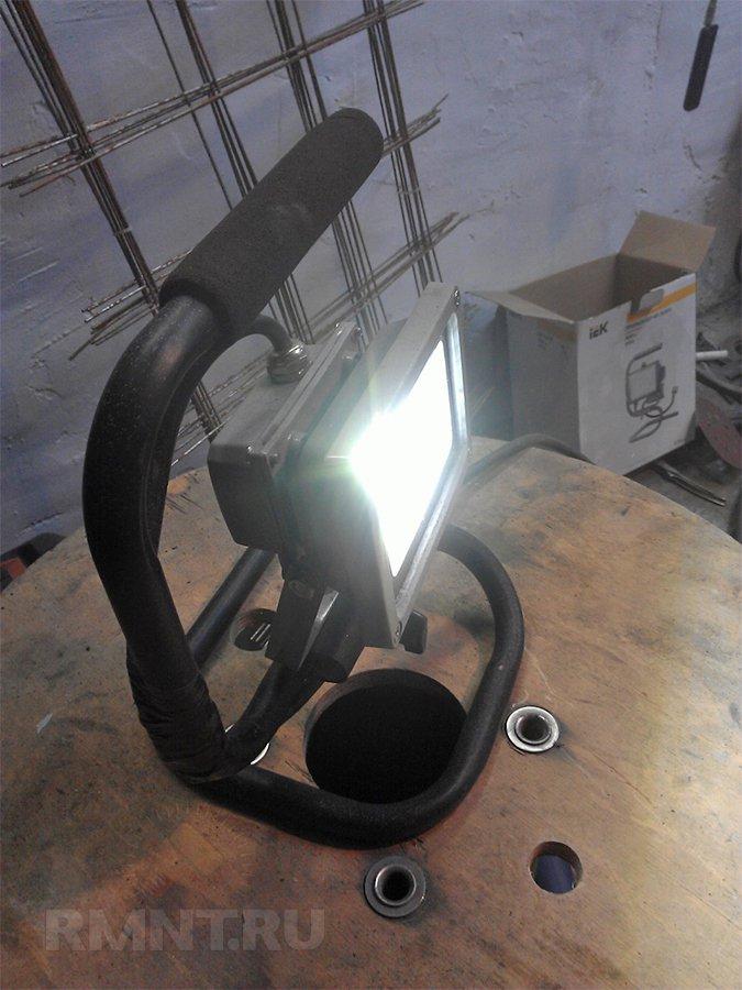 Светильник для гаража переносной гаражи купить в польше