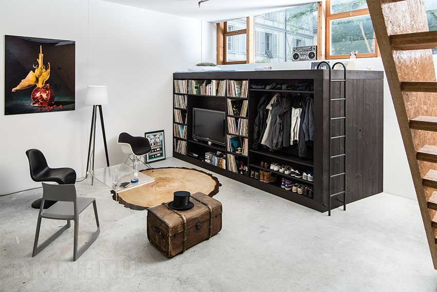 Мебель для комнаты своими руками 8
