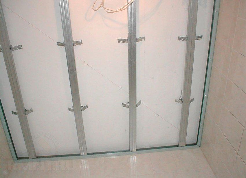 Подвесной потолок монтаж своими руками гипсокартон фото 623