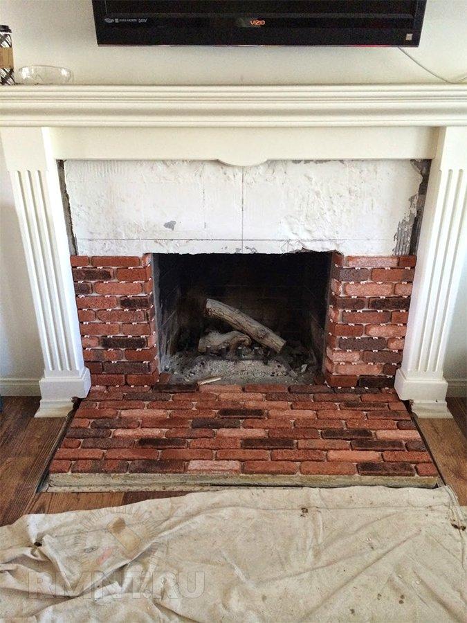 Технология brick veneer или кирпичная облицовка
