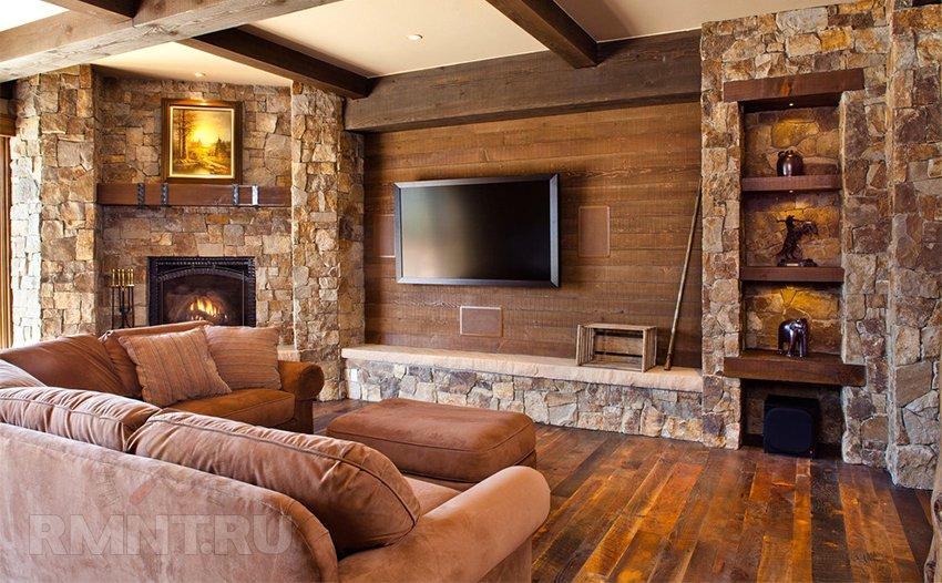 Ниши в стене в интерьере дома | ИнноваСтрой