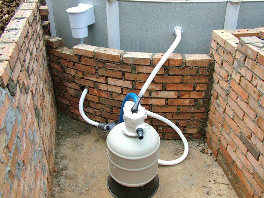 Какой фильтрующий насос выбрать для очистки воды в бассейне?