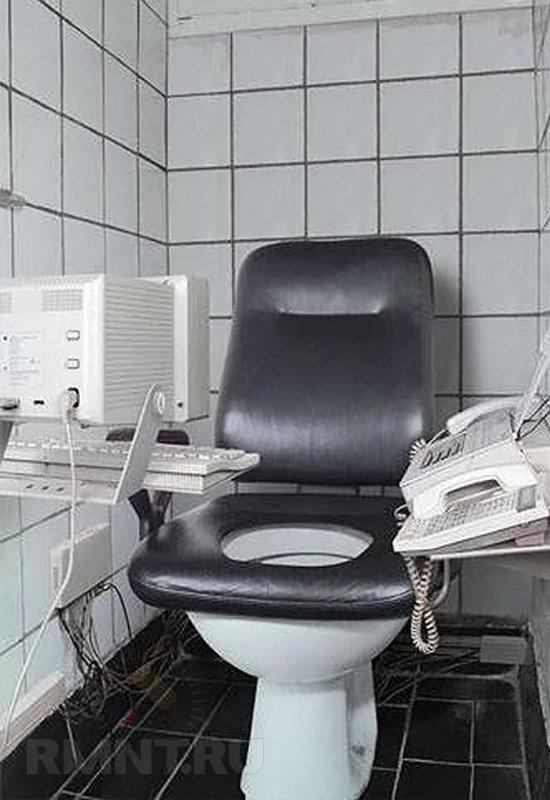 Подборка сантехники с юмором
