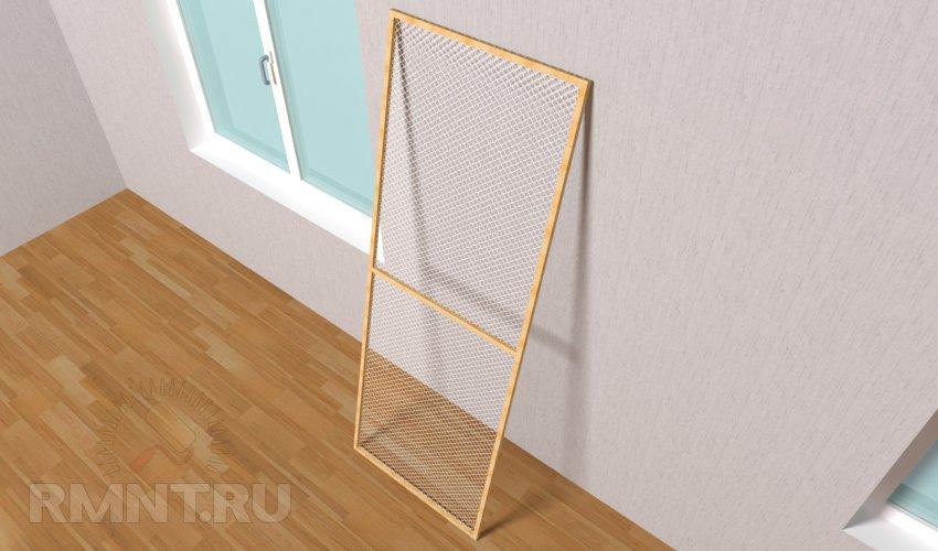 Выбор противомоскитной двери rmnt.ru.